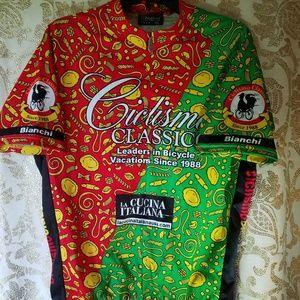 Nalini biking jersey